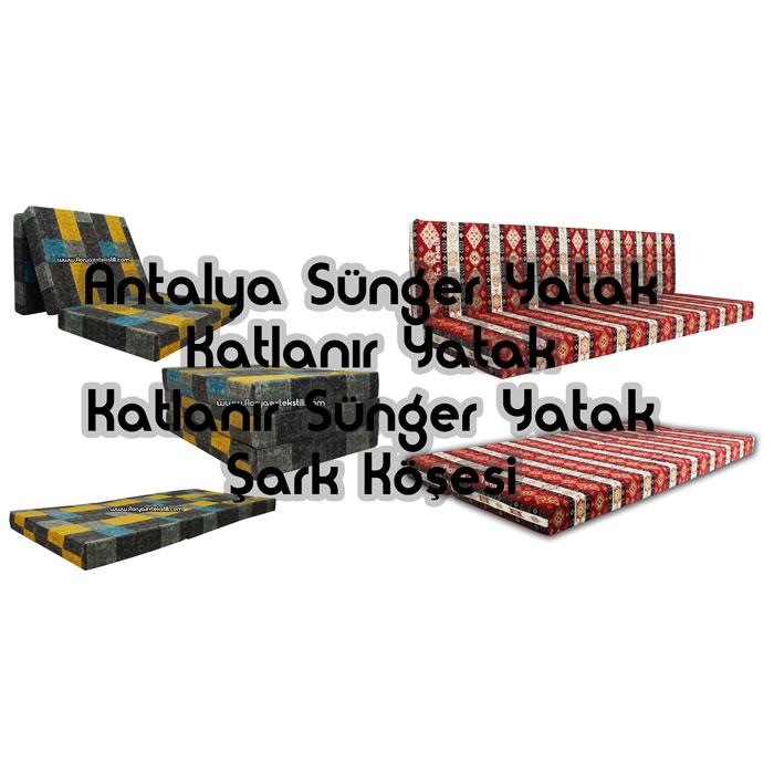 Antalya Sunger Yatak Katlanir Yatak Katlanir Sunger Yatak Sark Kosesi 1